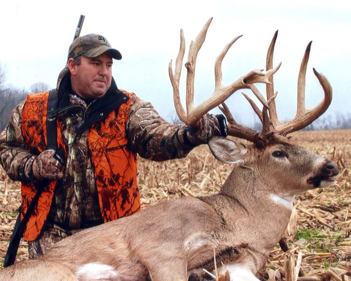 Hunting Click here to see our pick for the best whitetail hunting state: http://bit.ly/10jqMF5