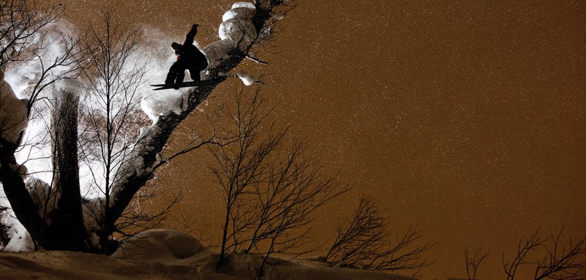 Snowboard Snow Craft: The Search For Modern Primitive Snowboarding now: http://bit.ly/SnowCraftSearch
