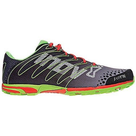 Camp and Hike Free Shipping. Inov 8 F-Lite 252 Shoe DECENT FEATURES of the Inov 8 F-Lite 252 Shoe Weight: 8.9 oz / 252 g Fit: Anatomic Upper: Synthetic, TPU Lining: Mesh Footbed: 3mm Midsole: Injected EVA Shoc-Zone: 1 Differential: 3mm Sole: F-Lite Anatomic Compound: Sticky - $119.95