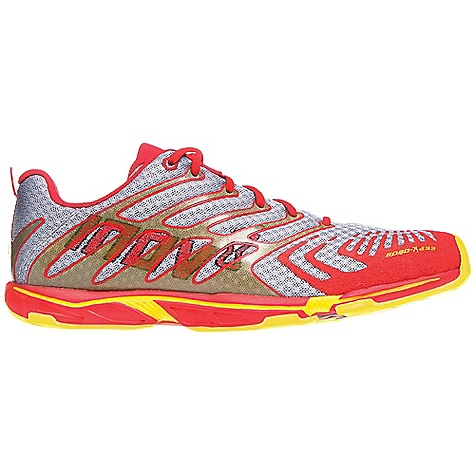 Camp and Hike Free Shipping. Inov 8 Road-X 233 Shoe DECENT FEATURES of the Inov 8 Road-X 233 Shoe Weight: 8.2 oz / 233 g Fit: Anatomic Upper: Synthetic, TPU Lining: Mesh Footed: 6 mm Midsole: Injected EVA Shoc Zone: 2 Differential: 6 mm Sole: Road-X Compound: Sticky - $119.95