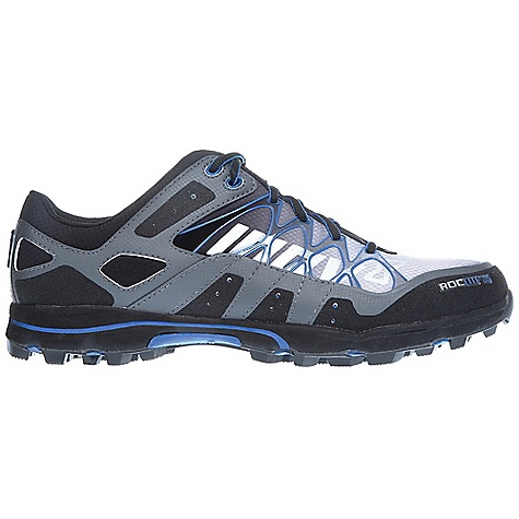 Camp and Hike Free Shipping. Inov 8 Men's Roclite 315 Shoe DECENT FEATURES of the Inov 8 Men's Roclite 315 Shoe Weight: 11.1 oz / 315 g Fit: Comfort Upper: Synthetic, Nylon Lining: Mesh Footed: 6 mm Midsole: EVA Shoc Zone: 3 Differential: 9 mm Sole: Roclite Compound: Endurance - $119.95