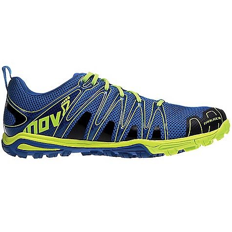 Camp and Hike Free Shipping. Inov 8 Trailroc 245 Shoe DECENT FEATURES of the Inov 8 Trailroc 245 Shoe Weight: 8.6 oz / 245 g Fit: Anatomic Upper: Synthetic, TPU Lining: Mesh Footed: 6 mm Midsole: Injected EVA Shoc Zone: 1 Differential: 3 mm Sole: Trailroc Compound: Tri-C - $119.95