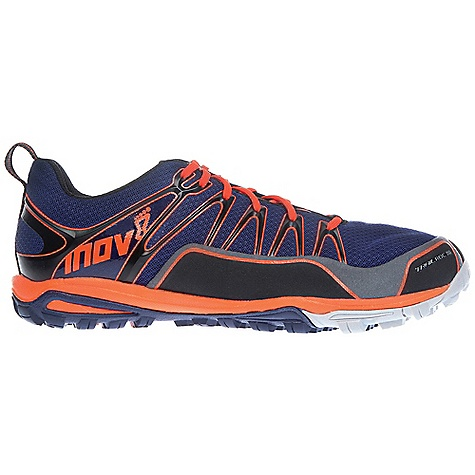 Camp and Hike Free Shipping. Inov 8 Trailroc 255 Shoe DECENT FEATURES of the Inov 8 Trailroc 255 Shoe Weight: 9 oz / 255 g Fit: Anatomic Upper: Synthetic, TPU Lining: Mesh Footed: 6 mm Midsole: Injected EVA Shoc Zone: 2 Differential: 6 mm Sole: Trailroc Compound: Tri-C - $119.95