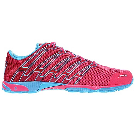 Camp and Hike Free Shipping. Inov 8 Women's F-Lite 215 Shoe DECENT FEATURES of the Inov 8 Women's F-Lite 215 Shoe Weight: 7.6 oz / 215 g Fit: Performance Upper: Synthetic, TPU Lining: Mesh Footbed: 3mm Midsole: Injected EVA Shoc-Zone: 2 Differential: 6mm Sole: F-Lite Compound: Sticky - $119.95