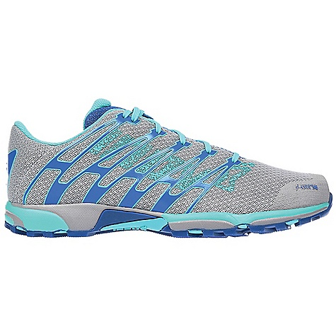 Camp and Hike Free Shipping. Inov 8 Women's F-Lite 249 Shoe DECENT FEATURES of the Inov 8 Women's F-Lite 249 Shoe Weight: 8.8 oz / 249 g Fit: Anatomic Upper: Synthetic, TPU Lining: Mesh Footbed: 3mm Midsole: Injected EVA Shoc-Zone: 2 Differential: 6mm Sole: F-Lite Anatomic Compound: Sticky - $119.95