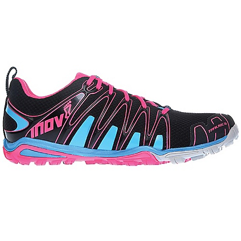 Camp and Hike Free Shipping. Inov 8 Women's Trailroc 236 Shoe DECENT FEATURES of the Inov 8 Women's Trailroc 236 Shoe Weight: 8.3 oz / 236 g Fit: Anatomic Upper: Synthetic, TPU Lining: Mesh Footed: 6 mm Midsole: Injected EVA Shoc Zone: 1 Differential: 3 mm Sole: Trailroc Compound: Tri-C - $119.95
