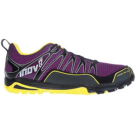 Camp and Hike Free Shipping. Inov 8 Women's Trailroc 246 Shoe DECENT FEATURES of the Inov 8 Women's Trailroc 246 Shoe Weight: 8.7 oz / 246 g Fit: Anatomic Upper: Synthetic, TPU Lining: Mesh Footed: 6 mm Midsole: Injected EVA Shoc Zone: 2 Differential: 6 mm Sole: Trailroc Compound: Tri-C - $119.95