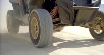 Motorsports The Next Great ATV Innovation: All Terrain Airless Tires ...Daniel Xu +  | March 8, 2013 |
