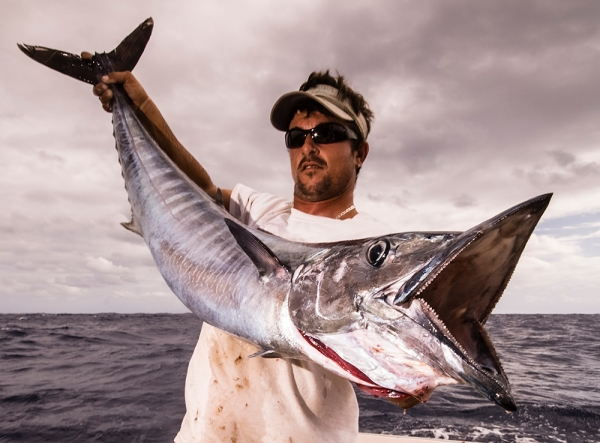 Fishing Wahoo Fishing in Bermuda - Bermuda's reefs and banks might offer some of the world's best wahoo action.  Article by John Brownlee on May 21, 2013