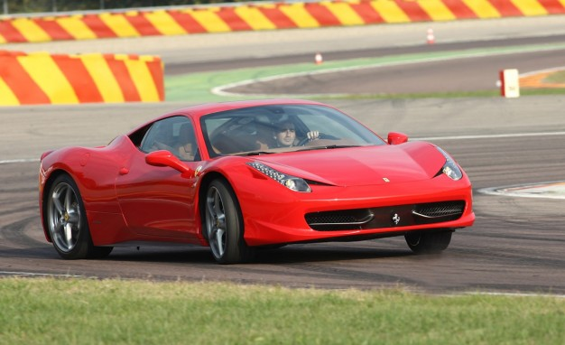 Auto and Cycle Ferrari Plans to Debut 600-hp 458 Scuderia at Frankfurt Auto Show.  Article by Marco Marelli on May 20, 2013