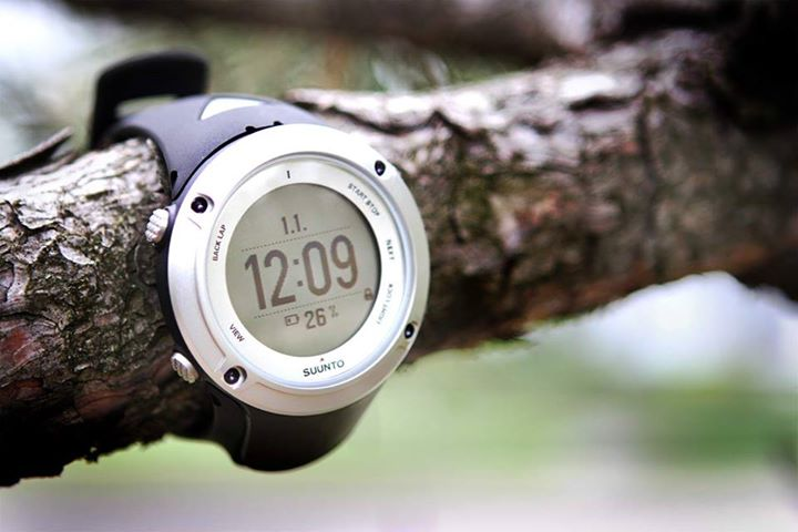 Camp and Hike The guy next to me just got one of these new Suunto Ambit2 watches {http://bit.ly/YZLBUW} and he won't stop talking about it. It's also a compass, a GPS, a heart rate monitor, a barometer, an altimeter, and a sommelier.  That last part might not be true,