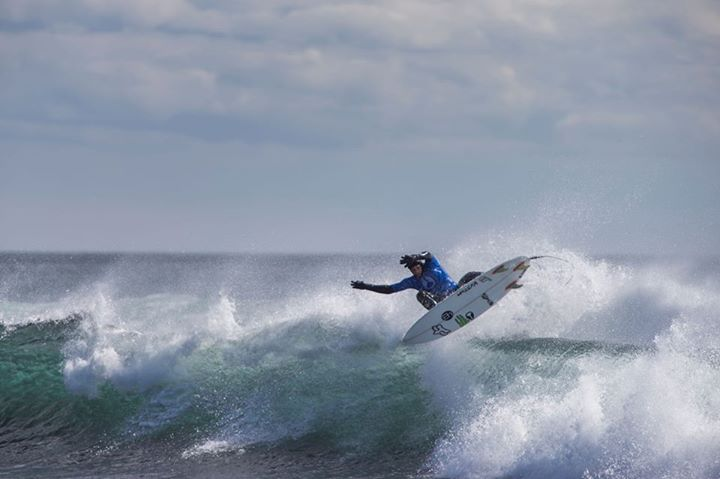 Surf Chippa Wilson wins Best Trick at Nixon Surf Challenge in Iceland!