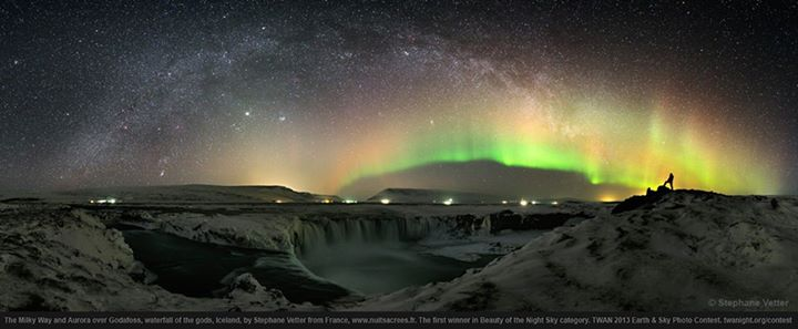 Entertainment The winners of the Third International Earth and Sky Photo Contest on Dark Skies Importance have been announced. Amazing pictures.