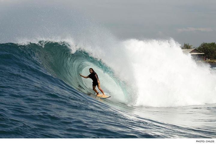 Surf Back-to-back swells create Bali perfection.   VIEW HERE: http://bit.ly/10Mj6GP