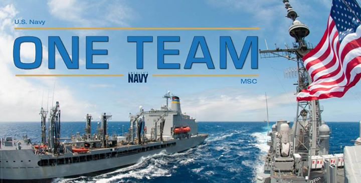 Guns and Military Today is National Maritime Day! Watch how the Navy & U.S. Navy's Military Sealift Command work as ONE TEAM to ensure our Sailors are ready when it matters, where it matters: http://ow.ly/lgbKM