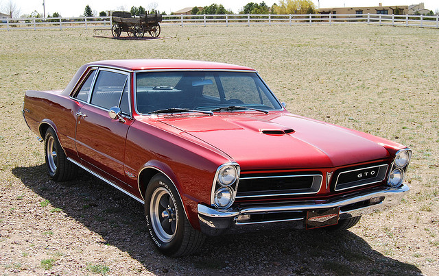 Auto and Cycle 1965 Pontiac GTO