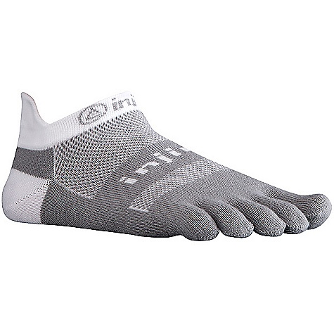 Fitness Injinji Run Midweight No Show Toesock DECENT FEATURES of the Injinji Run Midweight No Show Toesock Midweight - Padded Interface Protective Cushion: Padded heel and metatarsal for added durability and protection Mesh Top: Provides maximum ventilation and breathability Moisture Management: Superior fiber construction wicks sweat to keep feet dry Arch Support: Superior arch support designed for secure and stable fit Blister Prevention: Eliminates skin-on-skin friction The SPECS Coolmax Xtralife Socks: Coolmax Xtralife Socks contain fibers for added abrasion resistance built to endure miles of rugged terrain This trusted fabric increases durability and its enhanced loft also creates a thicker fabric with a softer hand This product can only be shipped within the United States. Please don't hate us. - $13.95