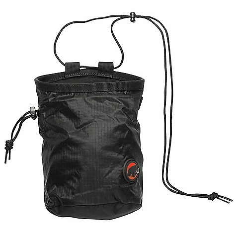 Climbing Mammut Basic Chalk Bag FEATURES of the Mammut Basic Chalk Bag Chalk bag with improved handling Includes a deeper cut, stable-shaped opening - $14.95
