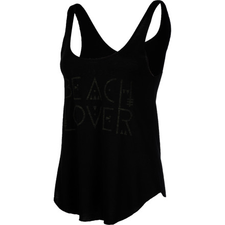 Surf If you're idea of a perfect vacation involves the beach, then the Billabong Women's Wave It Is Tank Top is your tank to wear. - $23.95
