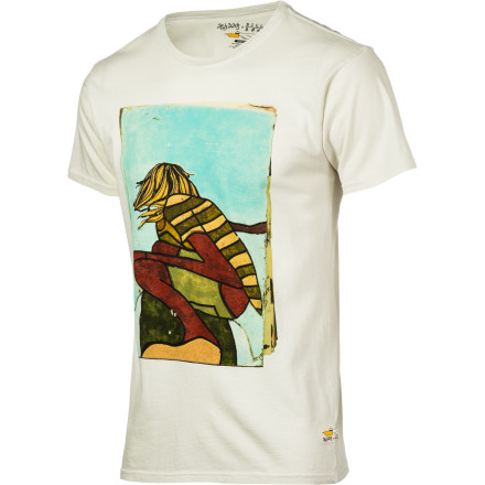Surf Billabong Andy Davis Book Of Barrels Slim T-Shirt - Short-Sleeve - Men's - $29.45