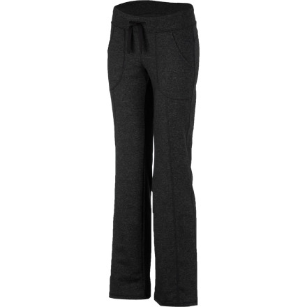 Fitness The Lucy Women's Power Practice Sweatpant gives you all the comfort you'd expect from a pair of sweats but without the baggy, homely look. The flattering body-skimming fit combines with a generous dose of spandex for complete freedom of movement while the flat seams ensure chafe-free comfort. - $89.00