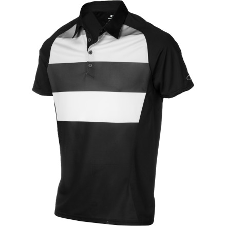 Oakley 4 Stripe Polo Shirt - Men's - $52.50