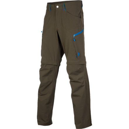 Climbing While you're exploring the ancient streets of Rome or enjoying the breathtaking view from the top of Angel's Landing in Zion National Park, rely on the Peak Performance Men's Agile ZO Pant to keep you more than comfortable. - $119.95