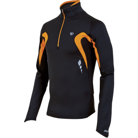Fitness The Pearl Izumi Men's Fly Thermal Top utilizes the advanced Minerale technology to make every run better. Not only does it keep you warm while wicking and breathing with remarkable efficiency, but its prodigious odor-fighting powers mean you can enjoy the fresh air instead of the embedded reminders of last week's workout. - $98.95