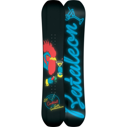 Snowboard When Gulli Gudmundsson hits the streets of urban Iceland, he's on the Bataleon Disaster Gulli Edition Snowboard. Bataleon loaded the Disaster with a gaggle of park-friendly features like wide binding inserts for wider stances, a crazy-soft flex for ridiculous forgiveness, and Jib TBT for a super-loose, playful ride. - $233.97