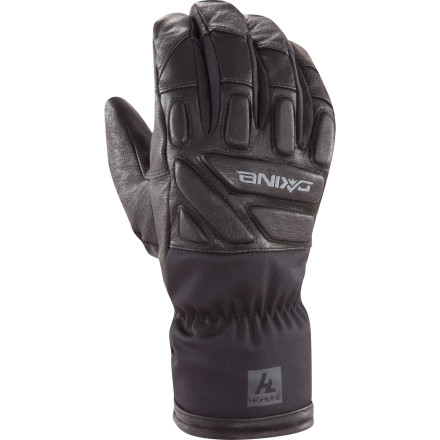 Ski Dakine designed the Men's Commander Gloves to deal with anything that nature could throw their way. A guaranteed waterproof breathable Gore-Tex insert keeps your hands dry and comfortable in the heaviest blizzard, and synthetic Primaloft insulation keeps everything warm inside, even if it somehow gets wet. - $65.97