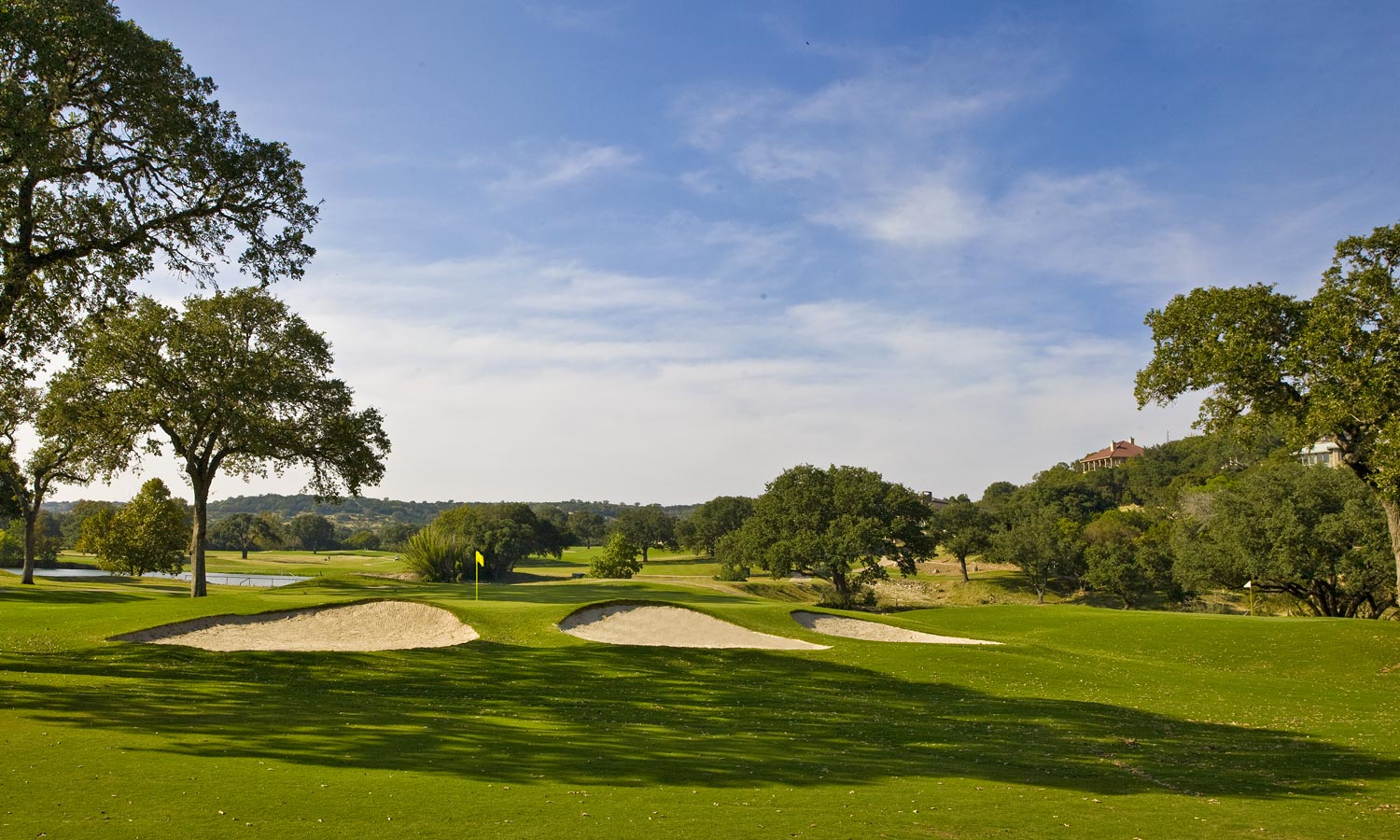 Golf The Resort at Tapatio Springs in the hill country outside of Austin Texas has a challenging golf course in a beautiful setting. More info at www.tapatio.com