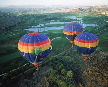 Extreme Awesome Morning and Evening Hot Air Balloon Trips in Beautiful Southern California!  Check out your flight options at www.sandiegohotairballoons.com