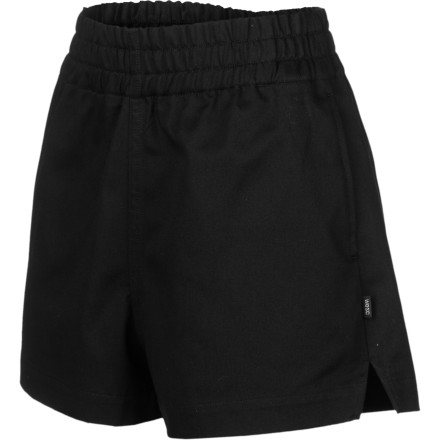 Pick up the WeSC Iselin Short to complete your newest nerd-chic ensemble. - $47.95