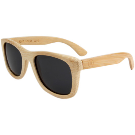 Camp and Hike You can't go wrong this summer with the classic style and beautiful handcrafted wood frame of the Woodzee Sierra Sunglasses. Glare-eliminating polarized lenses make the Sierra ideal for beach trips and pool parties, and the durable construction comes in handy when you drop your shades while dancing too hard at your favorite music festival. - $109.95