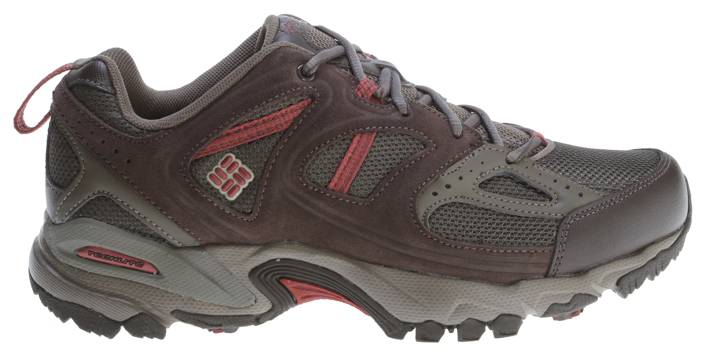 Camp and Hike A lightweight multi-functional shoe geared toward fast hiking and light running.Key Features of the Columbia Wallawalla 2 Low Hiking Shoes: UPPER: Combination suede leather, breathable mesh, and webbing working together to create a great lock-down on the footbed. MIDSOLE: Multi-density Techlite under foot for exceptional cushioning and support. OUTSOLE: Omni-Grip non-marking outsole designed for a variety of trail surfaces. - $48.95