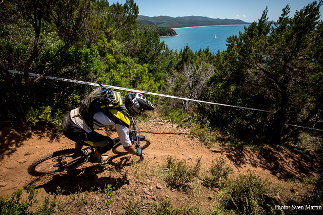 MTB Adam Craig gives his take on what it's like to compete in the new Enduro World Series. Article by Vernon Felton