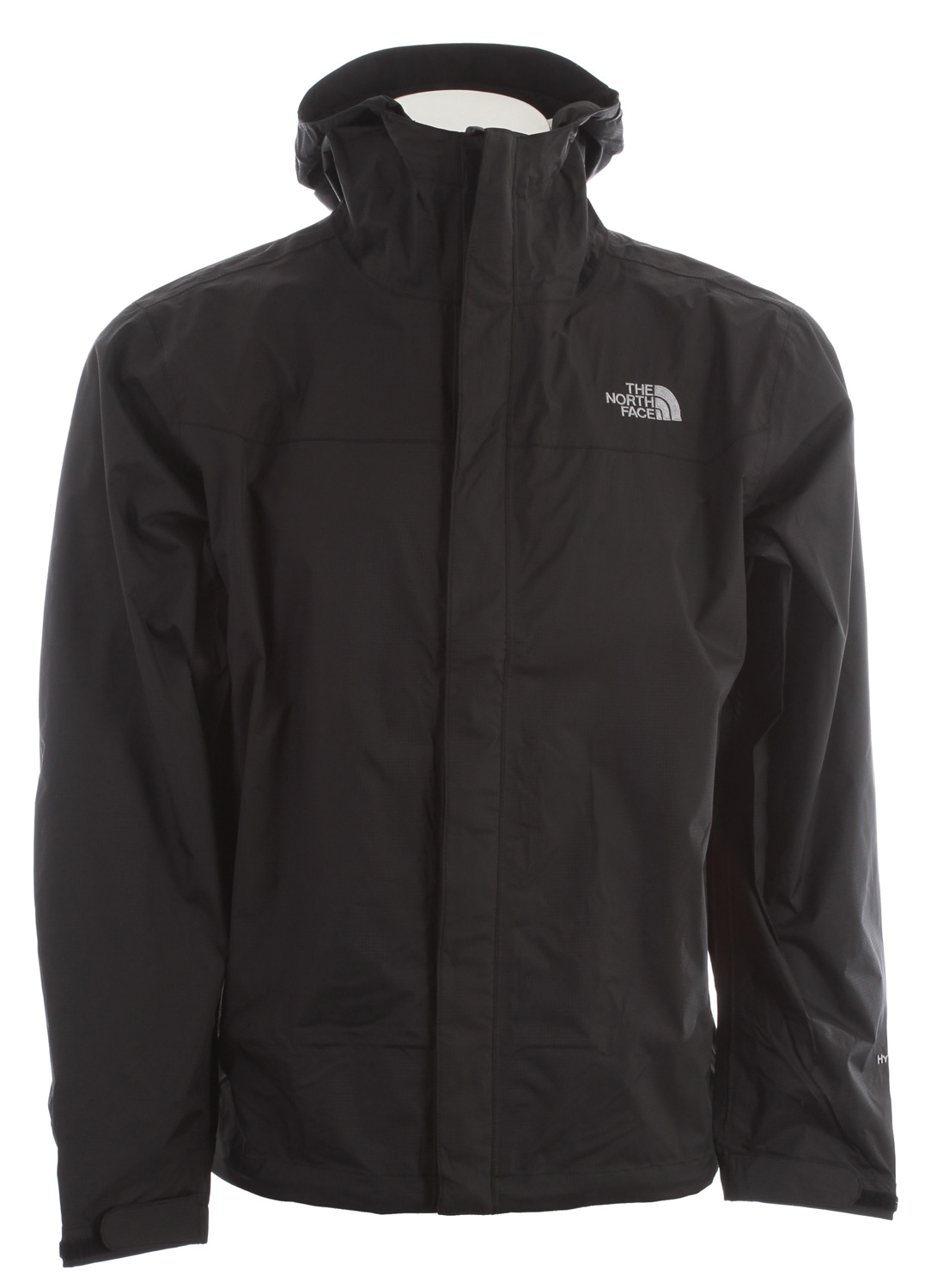 Classic, year-round rainwear, constructed with HyVent 2.5L EC fabric, an eco-conscious material; our most popular waterproof, breathable jacket.Key Features of the The North Face Venture Jacket: Waterproof, breathable, seam sealed Attached, fully adjustable hood with hidden drawcord system Center front zip and Velcro closure Brushed chin guard lining Pit-zips Two secure-zip hand pockets Stowable in hand pocket Self fabric adjustable Velcro cuff tabs Hem cinch-cord - $79.20