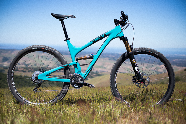 MTB Yeti Launches Carbon SB95 and ARC Models