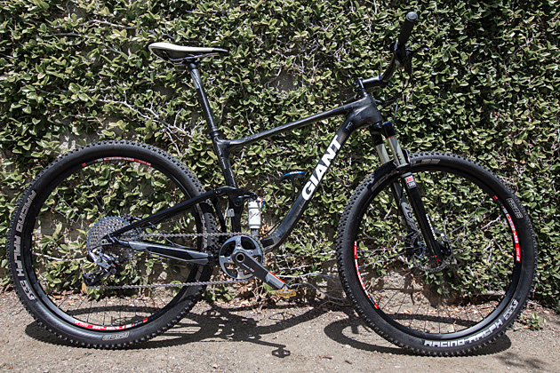 MTB A Giant 650b Sneak Peak - Carbon fiber, 650b models from Giant? We ogled them.  Article by Ryan Palmer