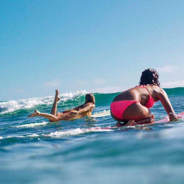 Surf Partner up & Paddle out #DAREYOURSELF http://bit.ly/Wo8AYj