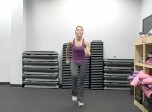 Fitness Video: High-Low Cardio Workout