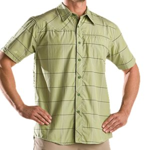 Fitness Durable, lightweight woven fabric construction remains breathable for superior comfort30+ UPF protects your skin from the sun's harmful raysAnti-odor technology prevents the growth of odor causing microbes, keeping your shirt fresher, longerSingle chest pocket offers easy storagePolyester/CottonImported - $37.99