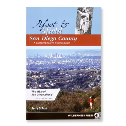 Camp and Hike Fully updated, this fourth edition of San Diego's classic hiking guidebook features 250 trips, ranging from short to challenging. - $22.95