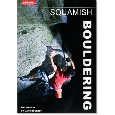 Climbing The updated and expanded edition of. Authors: Marc Bourdon. Softcover; 420 pages; color photographs and maps. Quickdraw Publications; copyright 2010. Whether you like moderates, desperates, roofs, slabs, highball or lowballs, no climber should leave disappointed. Area overview maps help you find the right bouldering problem, and color photographs help you get to the top. Includes brief introduction to the area, a guide to flora and fauna and suggested equipment and trip planning. - $37.95