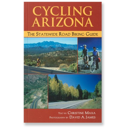 MTB Whether you're a resident or visiting, this guide provides all the information you need to explore Arizona on two wheels. - $19.95