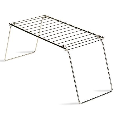 Camp and Hike This backpacking grid is great for grilling foods or heating up cookware. - $12.95