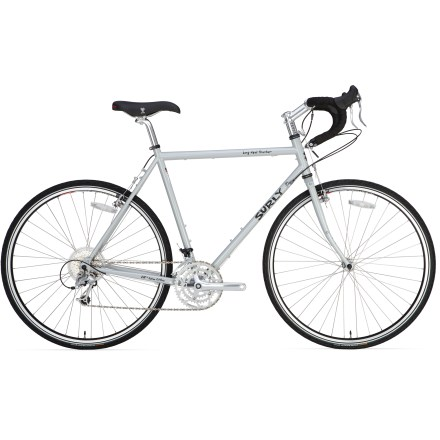 MTB Designed and built to handle long rides, the sturdy and versatile Surly Long Haul Trucker bike is ready to roll on your touring adventures, and also works great as a commuter or everyday ride. - $1,300.00