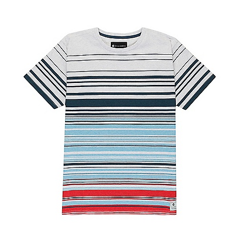 Surf Billabong Men's Switch Tee DECENT FEATURES of Billabong Men's Switch Tee Yarn dye jersey crew neck Front Billabong patch on the left bottom panel Made with 50% polyester, 38% cotton, 12% rayon - $39.50