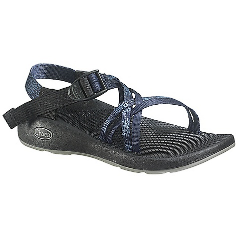 Surf Free Shipping. Chaco Women's ZX-1 Yampa Sandal DECENT FEATURES of the Chaco Women's ZX/1 Yampa Sandal Double webbing straps hold your foot steady as you stride with ease Yampa outsole is light-weight and slip-resistant on wet or dry surfaces The SPECS Weight: 10.55 oz / 295 g The SPECS for Upper Polyester jacquard webbing upper Cement construction Custom Adjust'em fit The SPECS for Midsole ChaPU polyether polyurethane midsole Luvseat XO1 platform The SPECS for Outsole Vibram TC-1 rubber 2-3 mm water ready surface contact lugs High friction and all purpose tread design Non-marking - $99.95