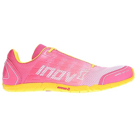 Free Shipping. Inov 8 Women's Bare-XF 177 Shoe DECENT FEATURES of the Inov 8 Women's Bare-XF 177 Shoe Weight: 6.2 oz / 177 g Fit: Anatomic Upper: Synthetic, TPU Lining: Mesh Footbed: 3mm Shoc-Zone: 0 Differential: 0mm Sole: Bare-X Compound: Sticky - $119.95
